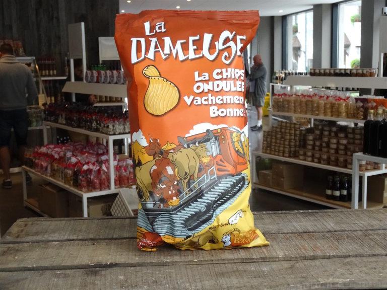 chips dameuse bouquetins savoie