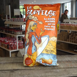 chips surfeuse bouquetins savoie