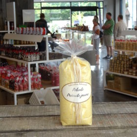 polente jaune savoie terroir producteur
