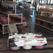6 yaourts fruits savoie