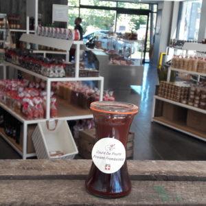 coulis fruits fraises framboises savoie