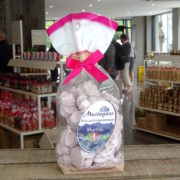 meringues myrtilles savoie artisanales
