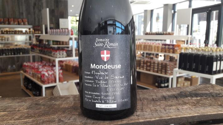 mondeuse vin savoie etiquette