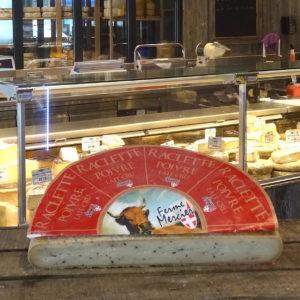 raclette poivre lait cru savoie terroir