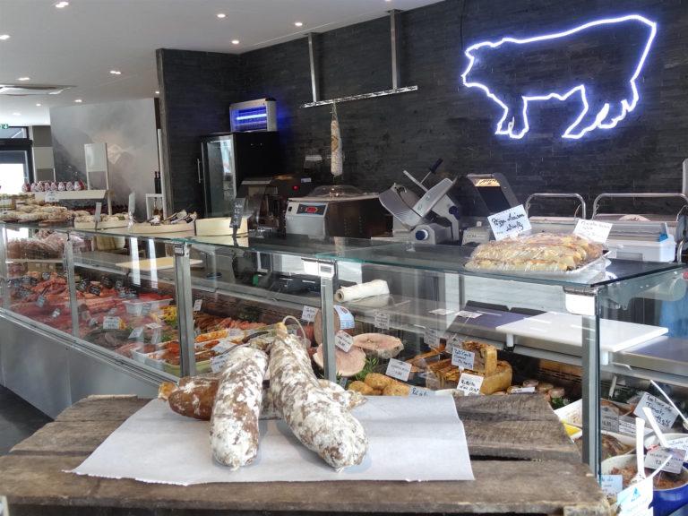 saucisson pur porc terroirs des alpes savoie
