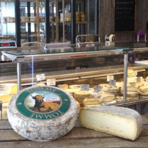 tomme ferme mercier savoie fromage