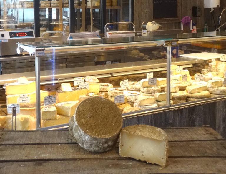 tommette chèvre 400g savoie fromage