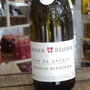 vin chignin bergeron savoie